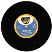 Mighty Prophet meets The Navigator - Roots of David (Higher Regions Records) 7""